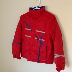 L.L.Bean Youth Ski Jacket M10-12